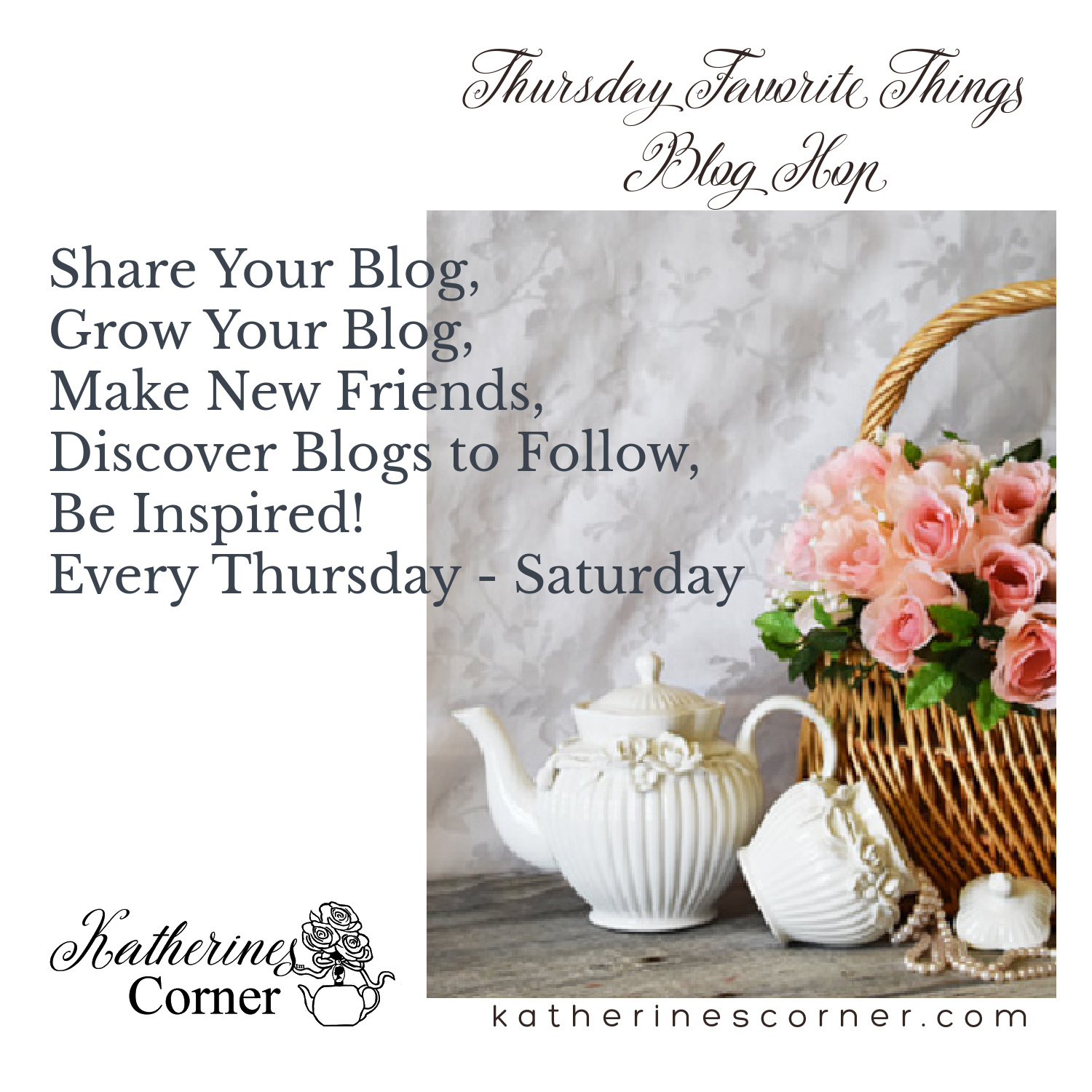share your blogs and discover new blogs
