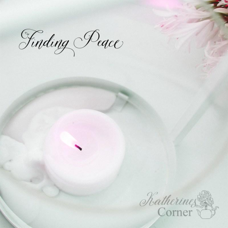 find peace at katherines corner