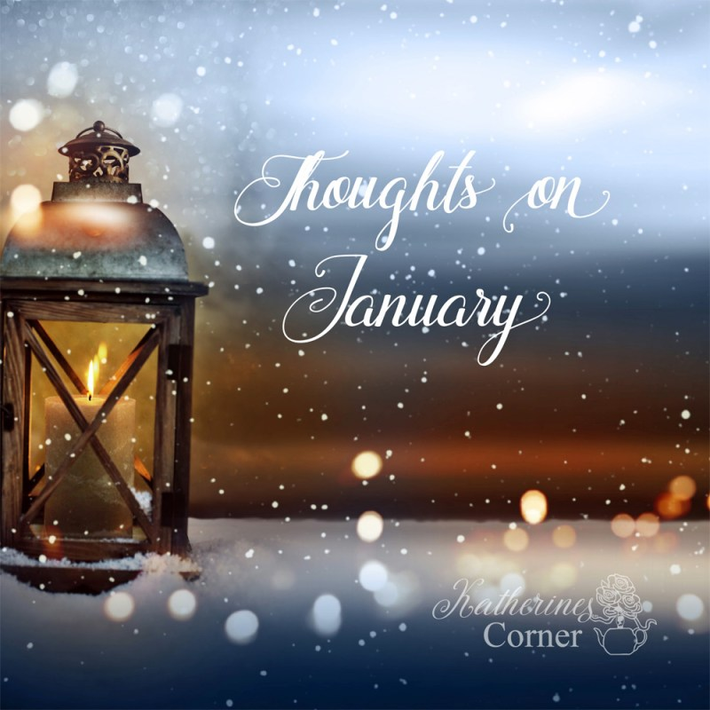 thoughts on january