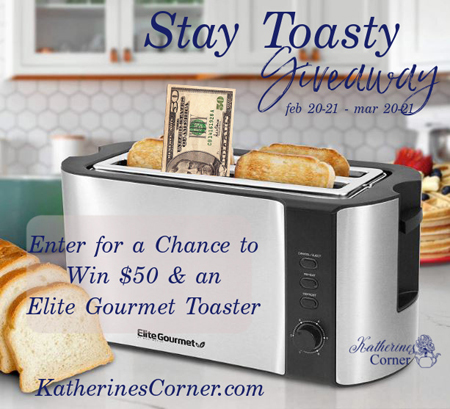 stay toasty giveaway