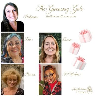 the giveaway gals at katherines corner
