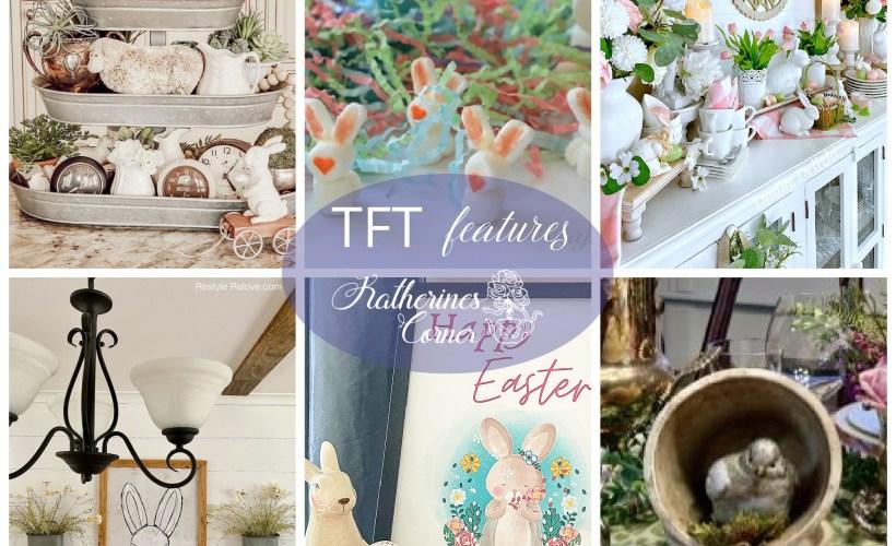 Easter and TFT blog hop