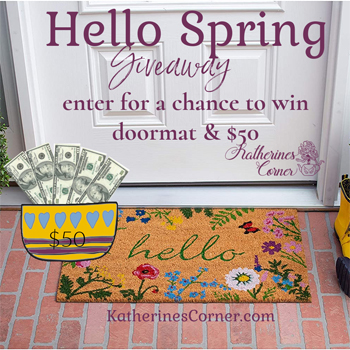 Hello Spring Giveaway