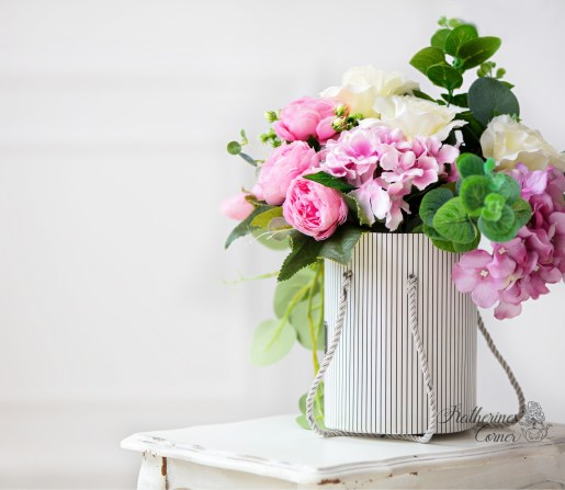 how to decorate your home using spring flowers
