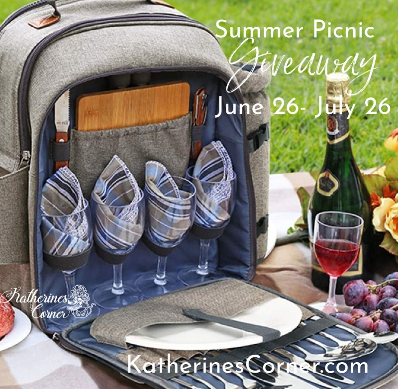 insulated picnic backpack giveaway