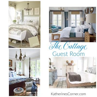 retirement cottage guest room