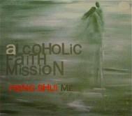 Album Cover for Danish Band Alcoholic Faith Mission