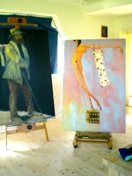 Photograph of my atelier
