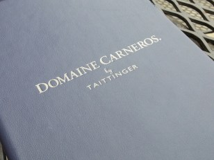 First stop: Domaine Carneros - wound up being my favorite winery.