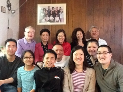 Aunts, uncles, cousins...FAMILY :D
