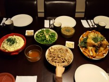 Thanksgiving feast courtesy of Chef Melissa