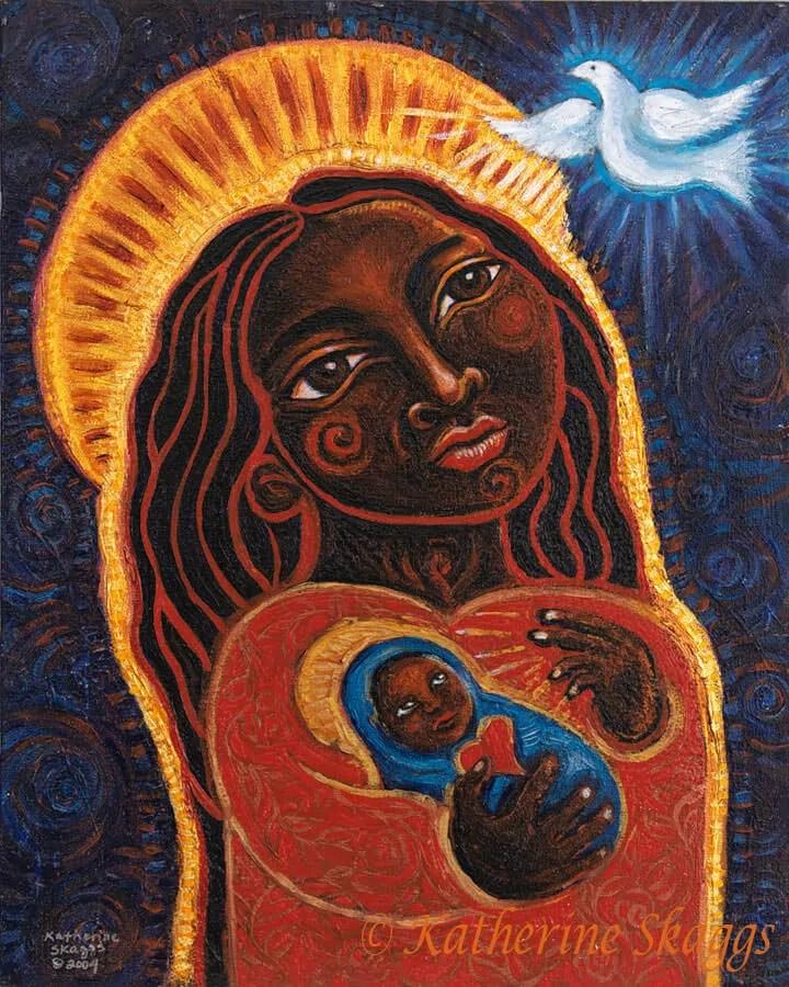 Divine Feminine Katherine Skaggs
