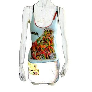 T-shirt Morro Ambiguo