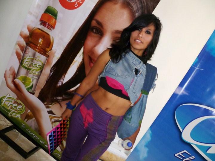 Diseñadora de Moda Peruana Independiente