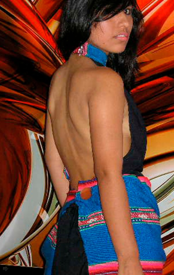 Vestimenta Etnico-Vanguardia