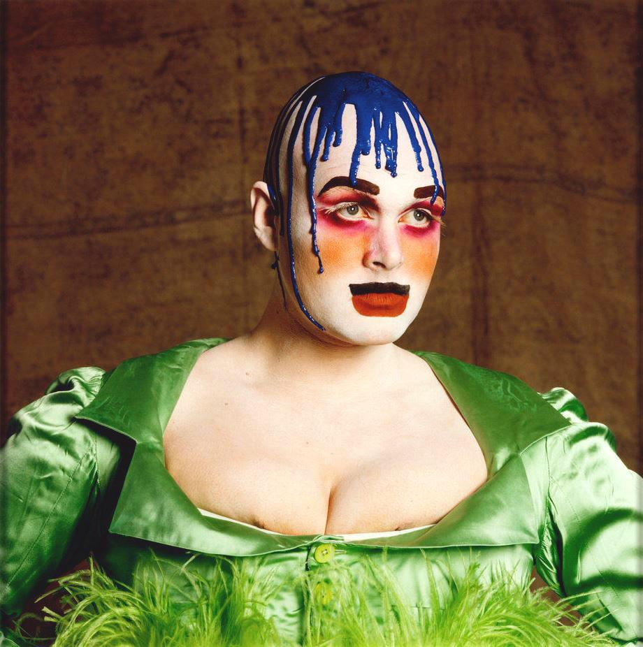 5 Diseñadores de moda Revolucionarios. Leigh-Bowery
