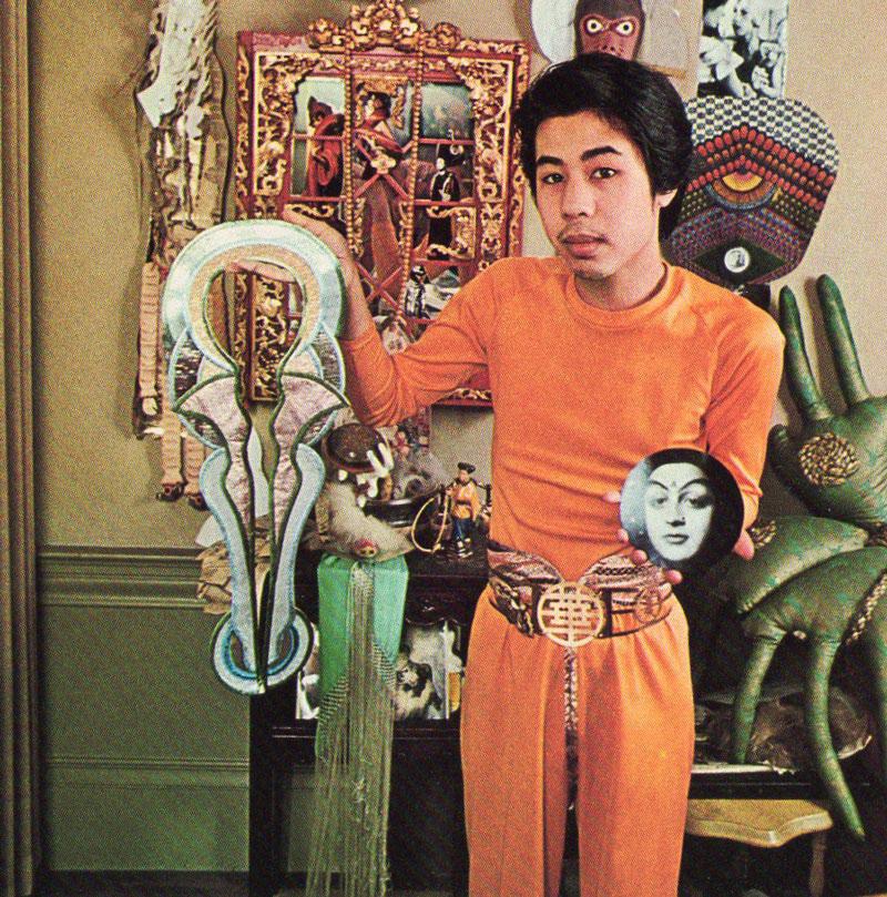 5 Diseñadores de moda RevolucionariosJohn Galliano. kaisik Wong