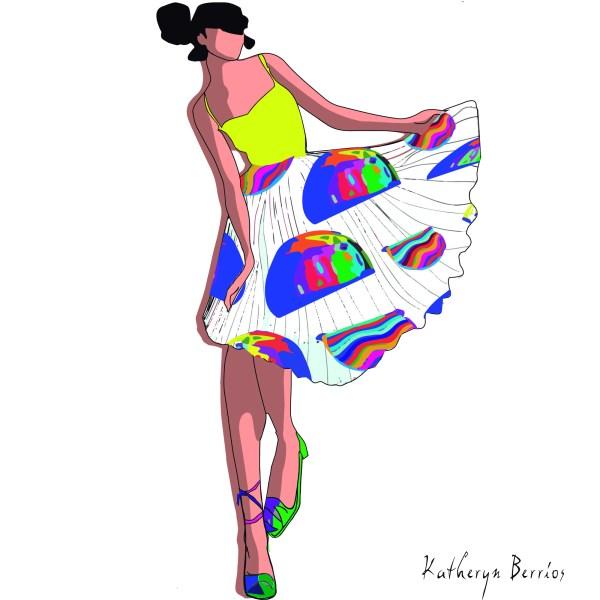 Estampas ( Rapport), Ilustración