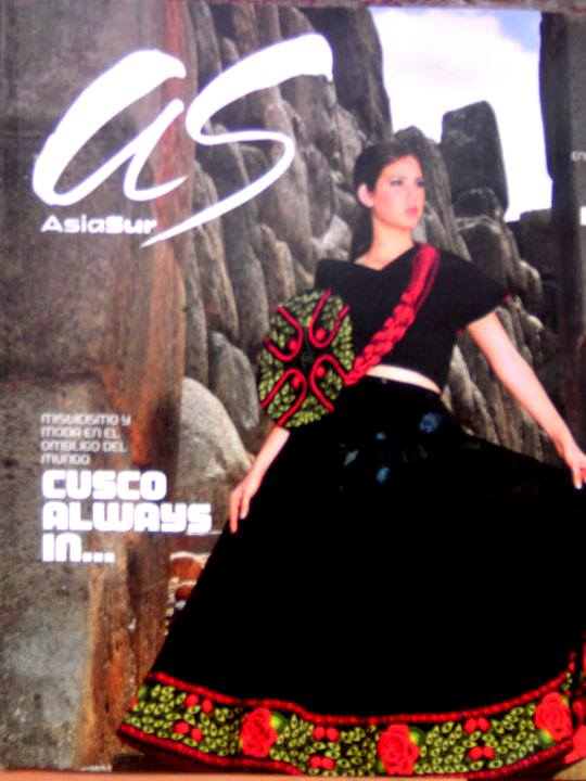 Desfile Cusco Always in Fashion