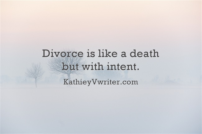 Divorce-is-like-a-death