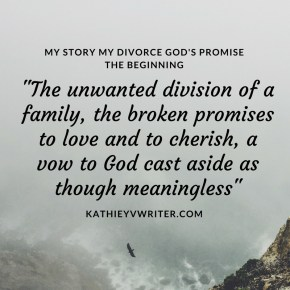 "Quote From My Book, ""My Story My Divorce God's Promise…"