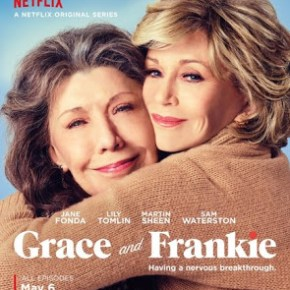 "Exploring a new TV Show ""Grace and Frankie"" I Wish You Joy"