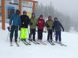 The Family That Skis Together