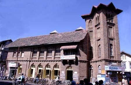 Bartan Library Bhavnagar
