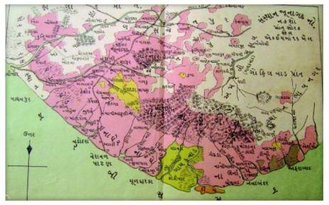 Junagadh Map