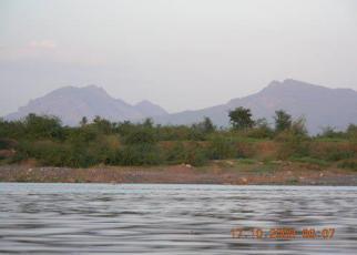 Ozat River Sorath Saurashtra
