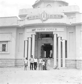 Rokadiya Hanuman Temple Porbandar