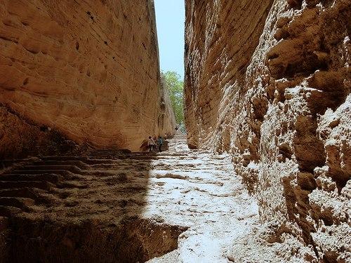 Adi kadi vaav Uparkot Fort Junagadh