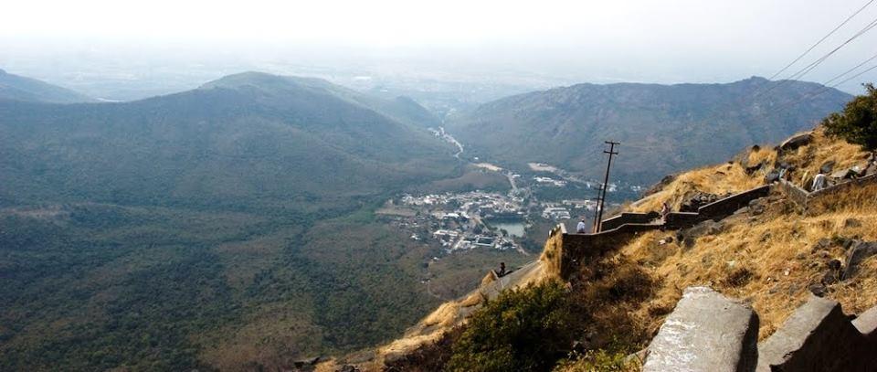 Girnar Mountain Junagadhr Mountain