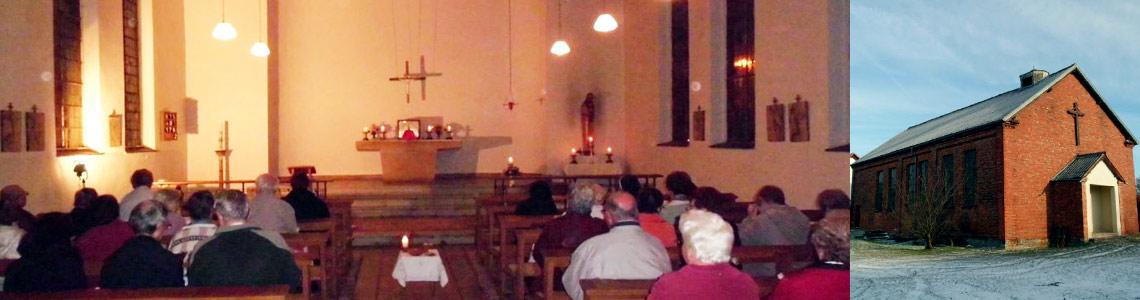 Kirche in Hornhausen