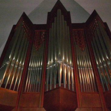 Neuer Corona-Luftfilter für Orgel in der Pfarrkirche