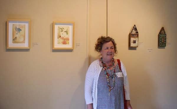 Lesley Patterson-Marx, printmaker