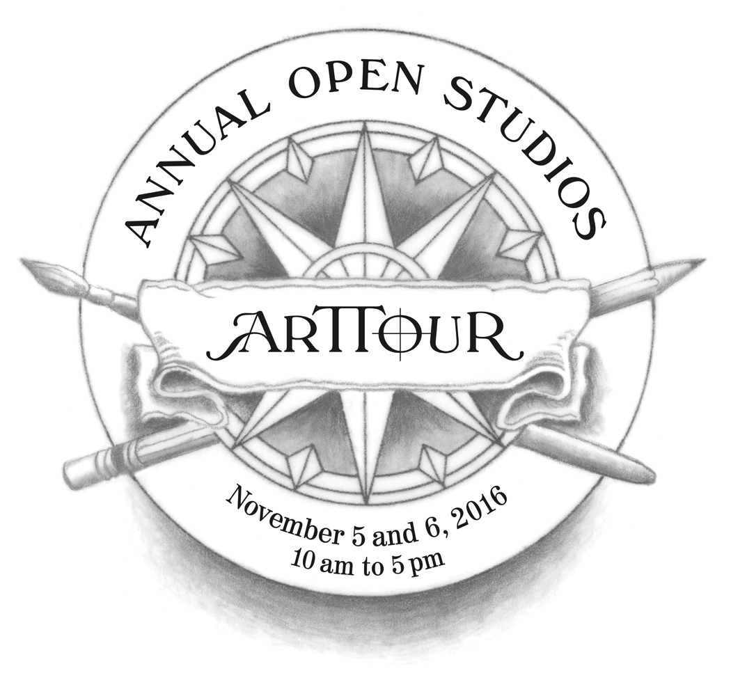 Annual Open Studios ARTTOUR 2016