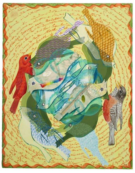 """Kathleen O'Brien, """"Birds Of a Feather"""""""