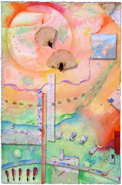 "Kathleen O'Brien, ""Inner World, Happy Days Are Here Again"""