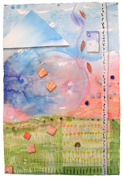 """Aquarian World"" Kathleen O'Brien"