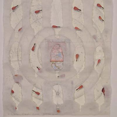 "Kathleen O'Brien, ""Medicine Wheel"""