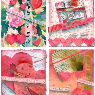 Valentine Card Set 1