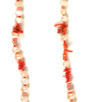 """""""Talisman for Oceans"""" necklace by Kathleen O'Brien"""
