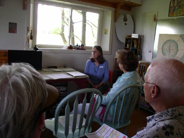Fox Hutt, Spirituality in the Garden talk for Beltane