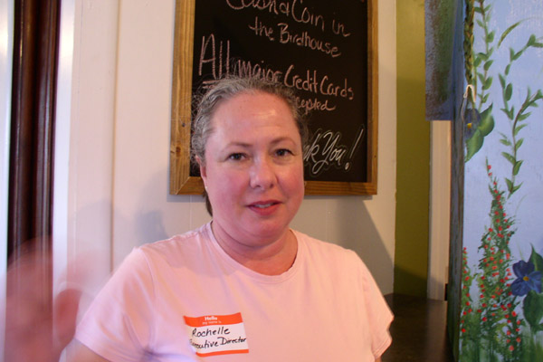 Grace Cafe, Rochelle Bayless, executive director