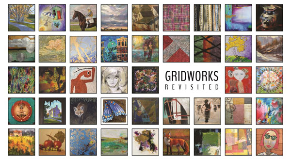 "The Reception for ""Gridworks Revisited"" Was Grand"