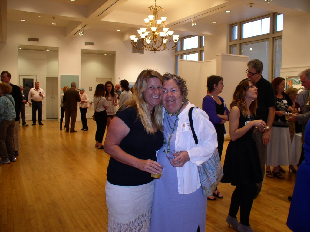 Laura Sullivan and Me, also Mary Rezny and Ed Lawrence