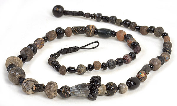Talisman for the Ancestors, necklace by Kathleen O'Brien