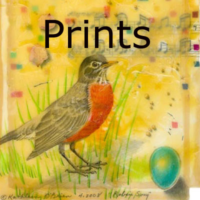 Giclee Prints by Kathleen O'Brien