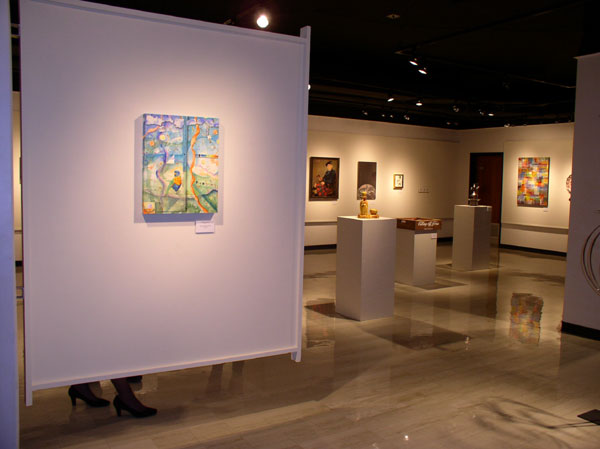 2014 Uncommon Wealth, 30 Years of the Al Smith Fellowship, exhibit that traveled the state